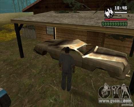 House Hunter v3.0 Final for GTA San Andreas second screenshot
