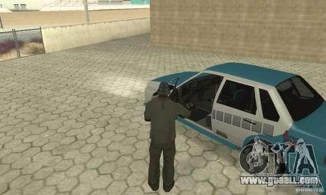 VAZ 21099 PROstreet v. 2 for GTA San Andreas