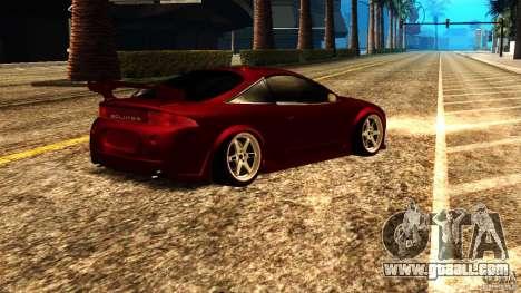Mitsubishi Eclipse 1998 for GTA San Andreas right view
