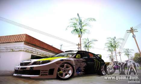 New El Corona for GTA San Andreas forth screenshot