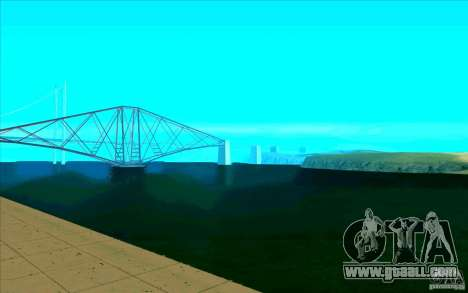 Qualitative Enbseries for GTA San Andreas third screenshot