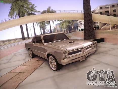 CamHack v1.2 for GTA San Andreas third screenshot