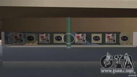 C&A mod v1.1 for GTA Vice City third screenshot