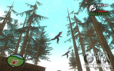 Mortal Kombat for GTA San Andreas