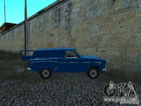 Moskvich 429 for GTA San Andreas left view