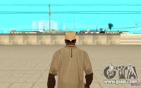 Bandana yendex for GTA San Andreas third screenshot
