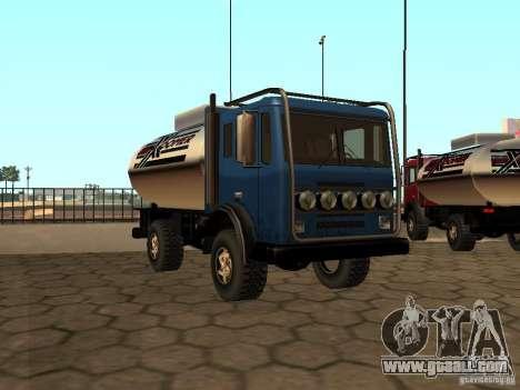 Dune Tank for GTA San Andreas