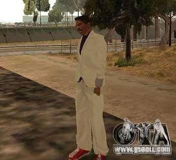 Lance for GTA San Andreas