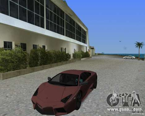 Lamborghini Reventon for GTA Vice City