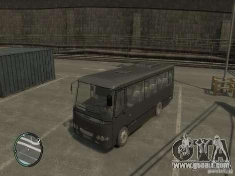 Isuzu Bogdan A09202 for GTA 4