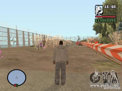 Off-road Route v2.0 for GTA San Andreas seventh screenshot