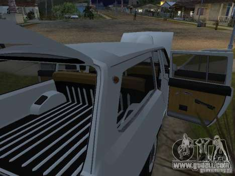 GAZ 24-02 for GTA San Andreas right view