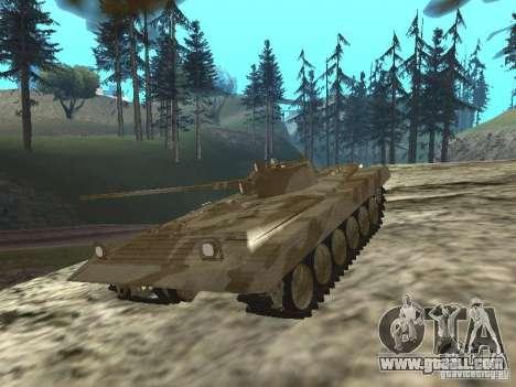 BMP-2 of CGS for GTA San Andreas