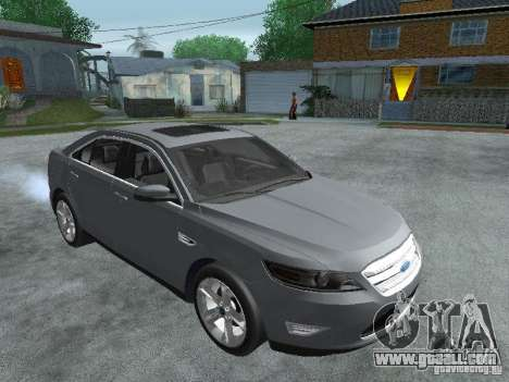 Ford Taurus for GTA San Andreas right view