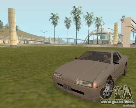 Emergency exit car for GTA San Andreas second screenshot