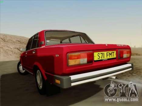 Lada 2105 RIVA (export) 2.0 for GTA San Andreas right view
