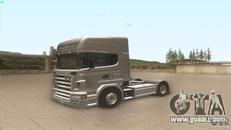 Scania V8 for GTA San Andreas