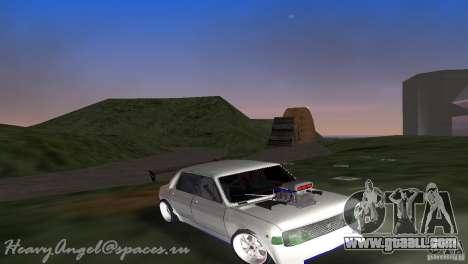 Zastava 110 GT for GTA Vice City