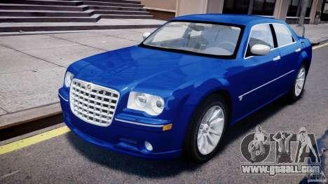 Chrysler 300C SRT8 Tuning for GTA 4