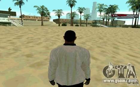 Jamaican HD Skin for GTA San Andreas forth screenshot