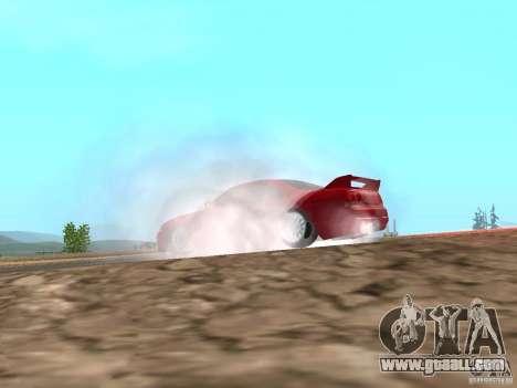 New textures water and smoke for GTA San Andreas fifth screenshot