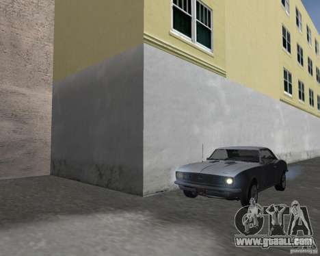 Chevrolet Camaro SS for GTA San Andreas right view
