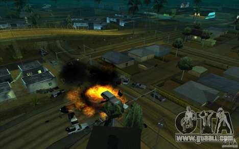 Drawing for GTA San Andreas forth screenshot