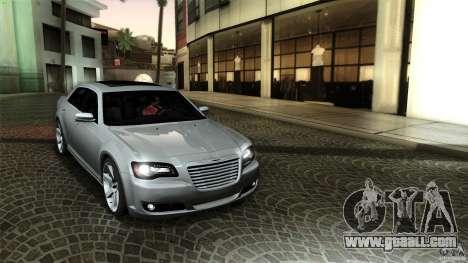 Chrysler 300C V8 Hemi Sedan 2011 for GTA San Andreas
