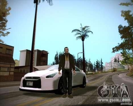 ENBSeries by slavheg for GTA San Andreas third screenshot