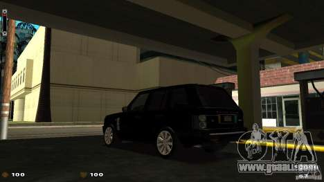 Cs 1.6 HUD for GTA San Andreas third screenshot