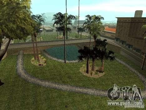 Glen Park HD for GTA San Andreas second screenshot