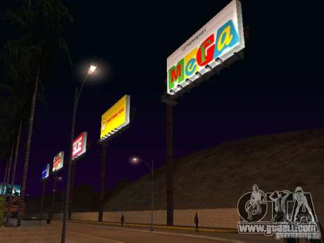 Russian shop in Las Venturase for GTA San Andreas second screenshot