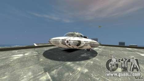 UFO ufo textured for GTA 4