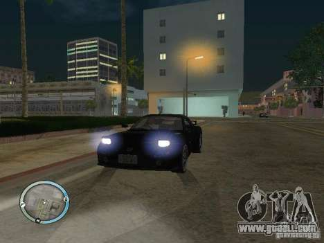New GTA IV HUD 1 for GTA San Andreas forth screenshot