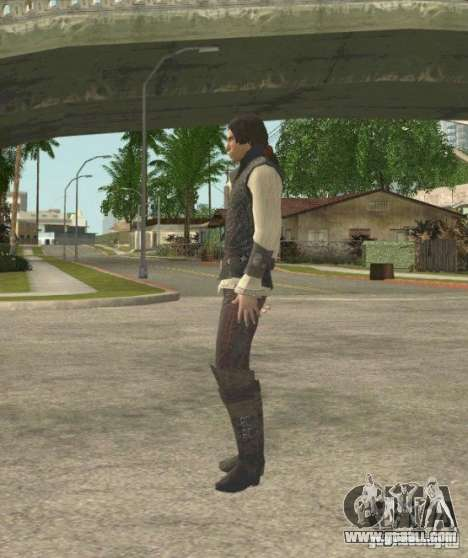 Assassins skins for GTA San Andreas third screenshot
