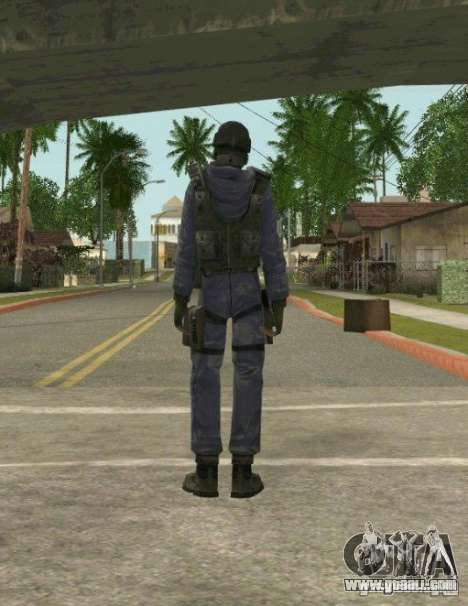 Counter-terrorist for GTA San Andreas eleventh screenshot