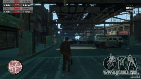 First Person Shooter Mod for GTA 4 tenth screenshot