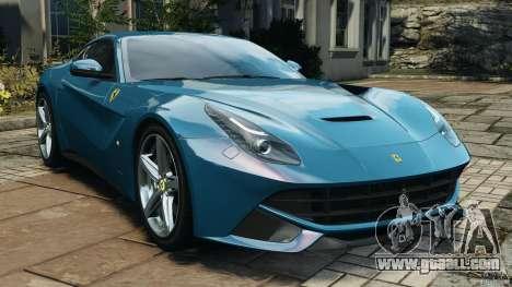 Ferrari F12 Berlinetta 2013 [EPM] for GTA 4