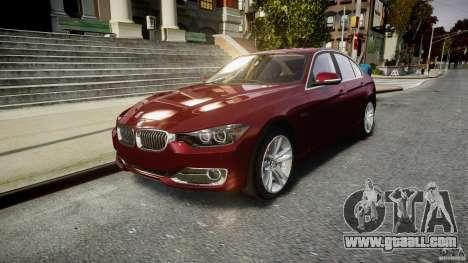 BMW 335i 2013 v1.0 for GTA 4