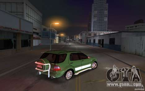 Mercedes-Benz ML55 Demec for GTA Vice City right view