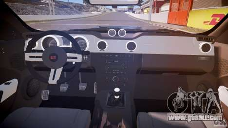 Saleen S281 Extreme - v1.1 for GTA 4 back view