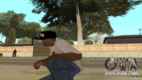 Cap 228 for GTA San Andreas third screenshot