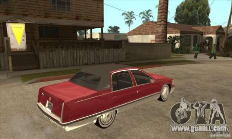 Cadillac Fleetwood 1993 for GTA San Andreas