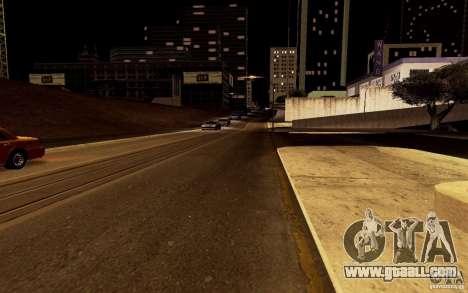 A new algorithm for car traffic for GTA San Andreas sixth screenshot