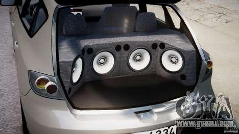 Mazda 3 2004 for GTA 4 interior
