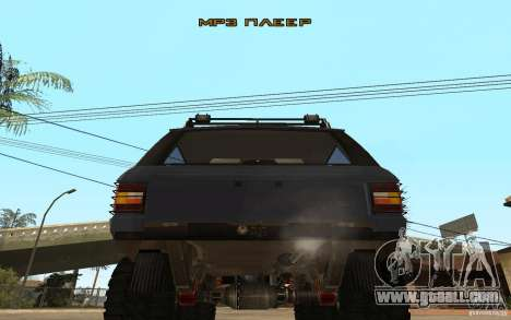 Range Rover Off Road for GTA San Andreas right view