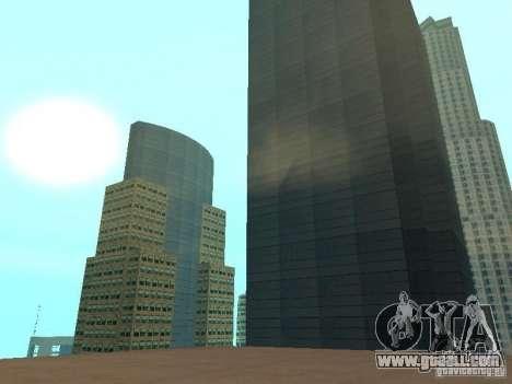 DownTown NEW for GTA San Andreas third screenshot