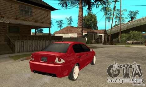 GTA IV Premier for GTA San Andreas right view
