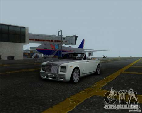 Rolls Royce Phantom Series II Drophead Coupe 12 for GTA San Andreas right view