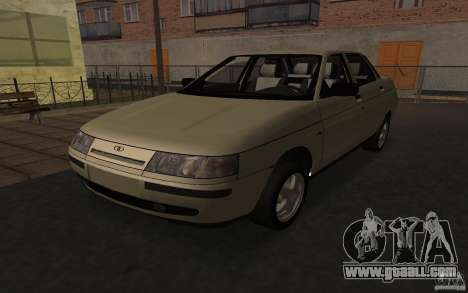 VAZ-21103 for GTA San Andreas left view